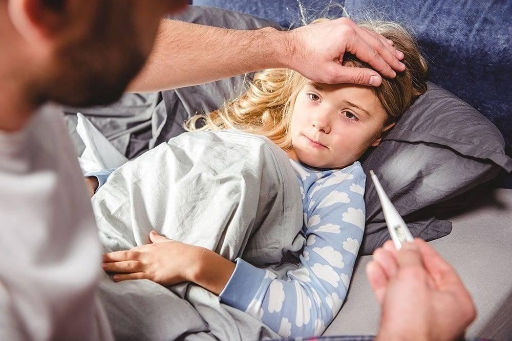 Озноб у ребенка – причины и симптомы, первая помощь при лечении   ринза®