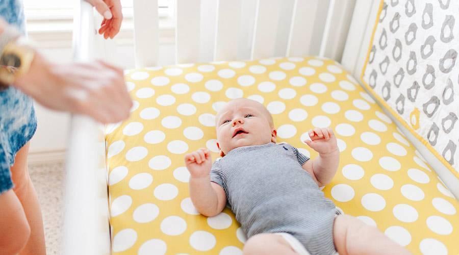 Какой матрас лучше для новорожденного: делаем правильный выбор