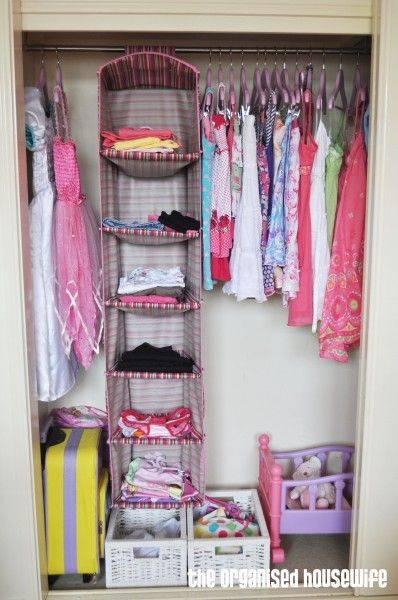Как раз и навсегда навести в шкафу идеальный порядок