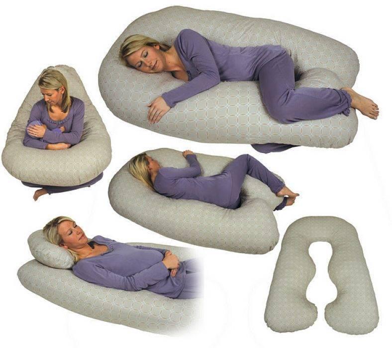 Подушка для беременных и кормящих: какая лучше, фото, отзывы о формах, описание наполнителей. как пользоваться специальной подушкой | для спальни | mattrasik.ru