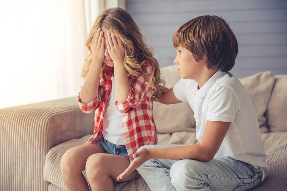 Почему нельзя заставлять ребёнка извиняться и просить прощения