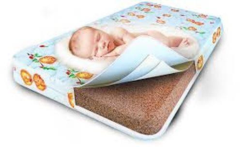 Матрас для новорожденного: какой лучше выбрать в детскую кроватку