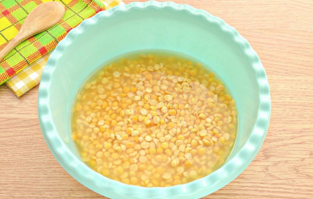 Гороховый суп ребенку: с какого возраста можно давать + рецепт