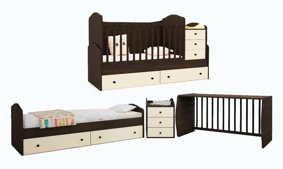 Приставная детская кроватка: обзор, выбор, плюсы и минусы