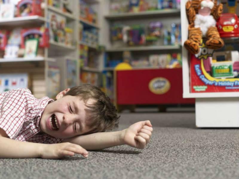 Как успокоить ребёнка? учимся гасить истерики
