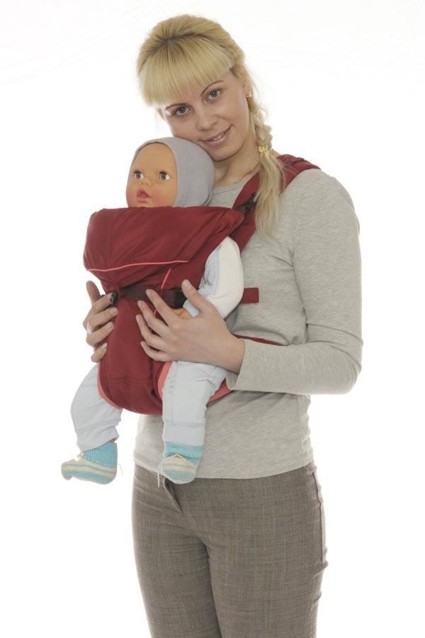 Рюкзак переноска для ребенка