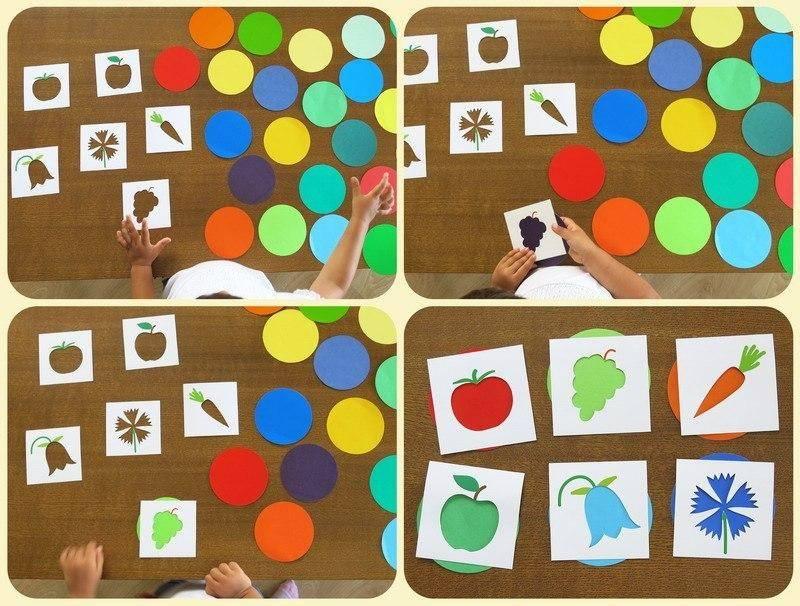 Развивающие игры для детей в 1, 2, 3, 4, 5 и 6 лет