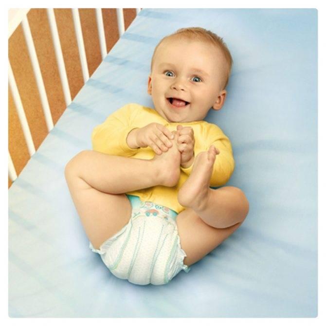 Эксперты точно знают, как отучить ребенка от памперсов