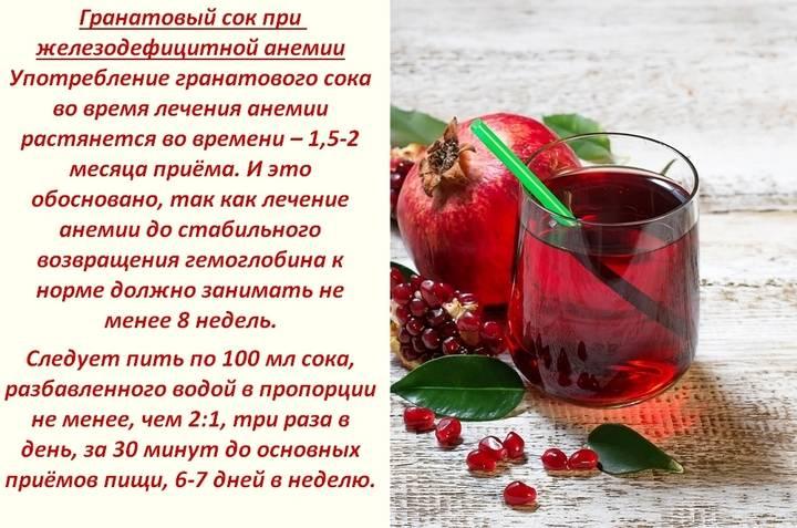 Гранат и сок из него: как извлечь максимальную пользу при беременности