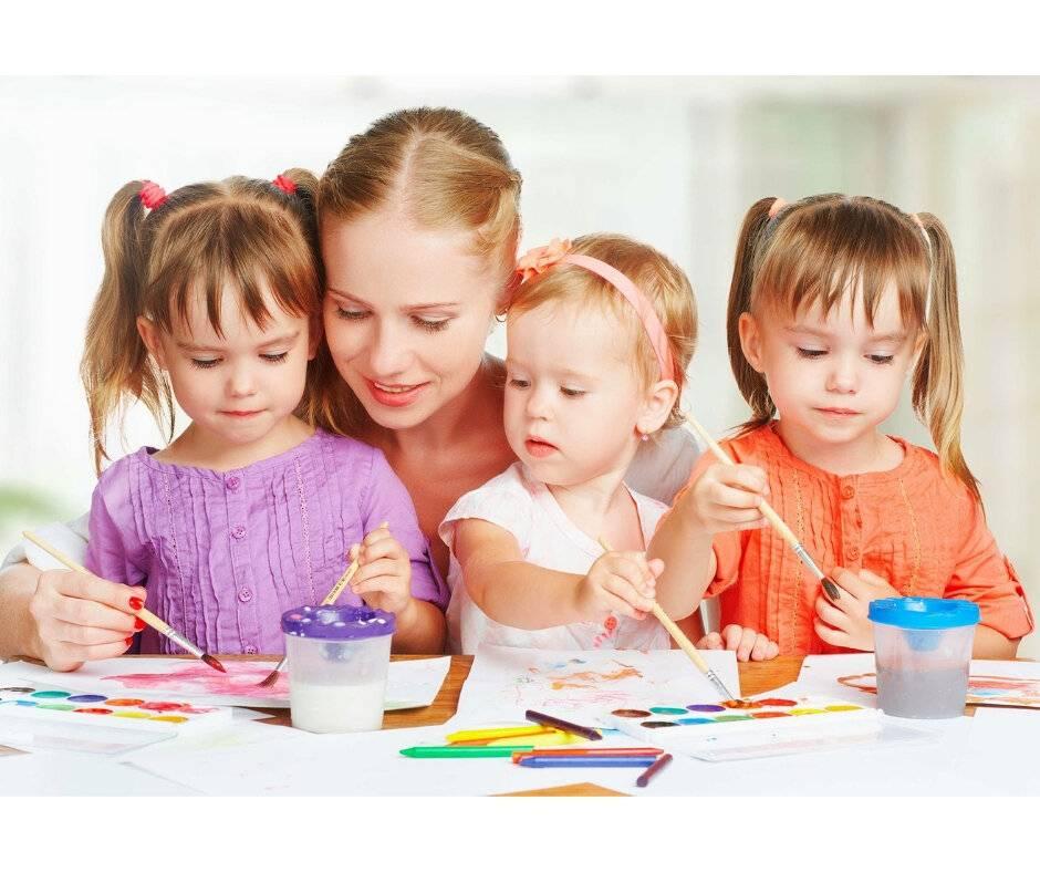 Как многодетной маме найти время на занятия с детьми: 7 шагов к успеху - многодетная мама | многодетная мама
