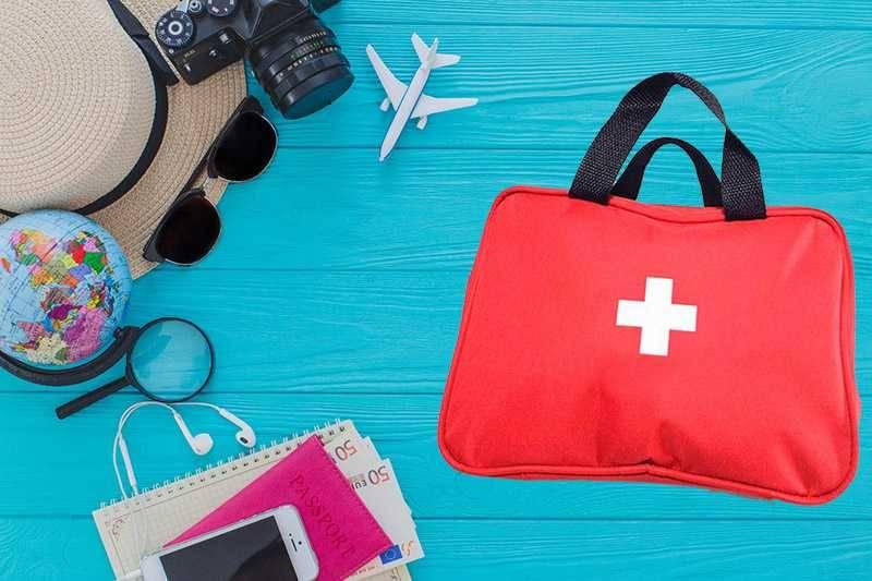 Аптечка в дорогу, на отпуск, на море с ребенком | nail-trade.ru