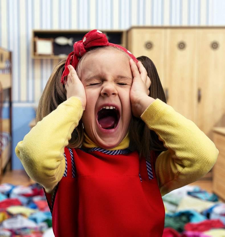 Как избежать детской истерики в магазине