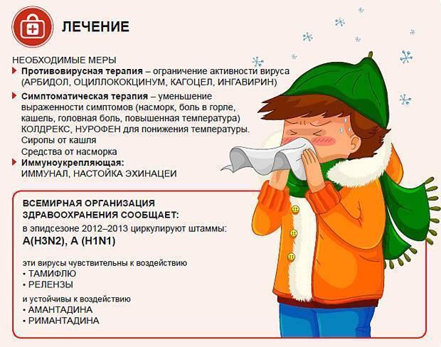 Можно ли гулять с ребенком при насморке и кашле?