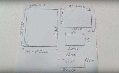 Балдахин над кроватью своими руками: пошаговая инструкция