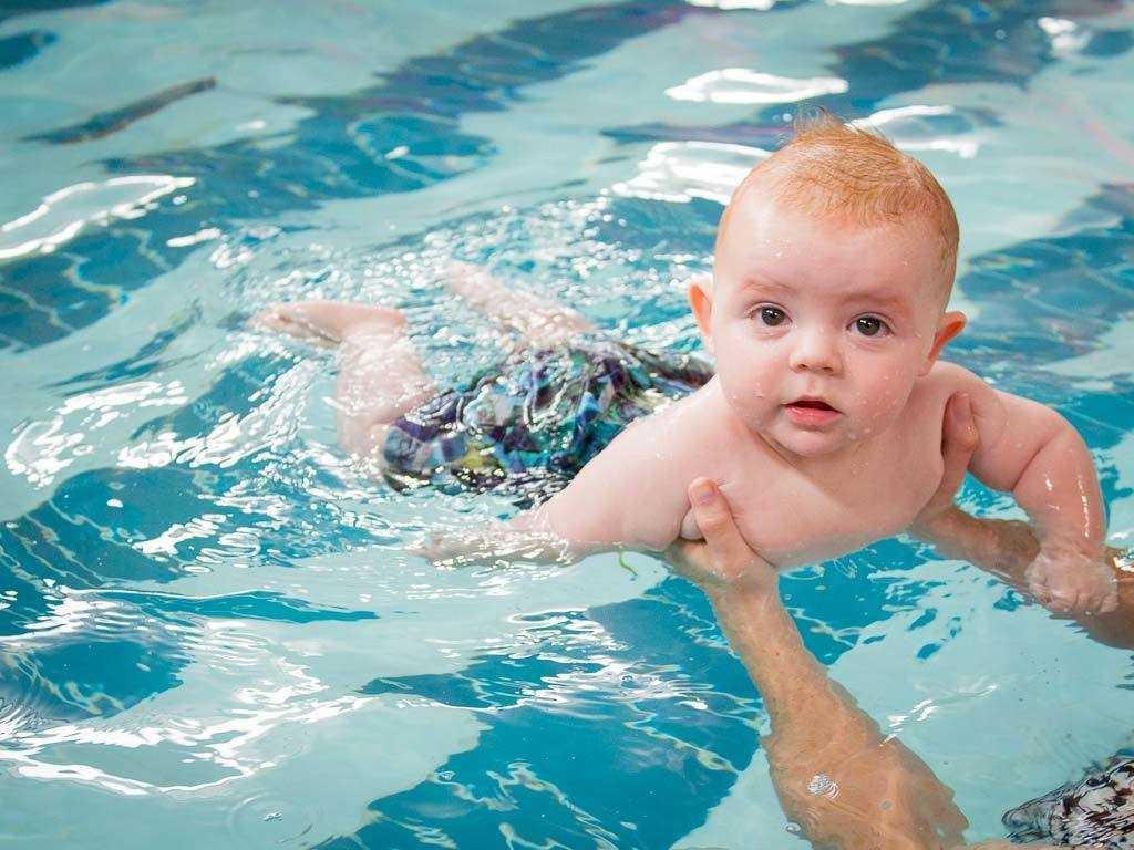 Сроки обучения плаванию