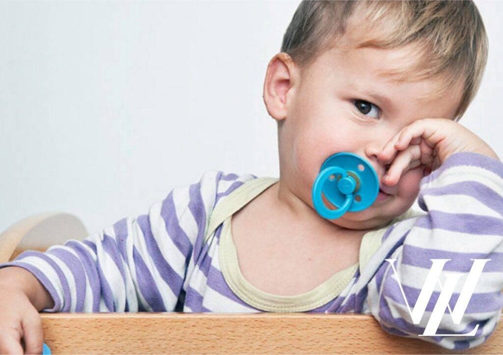 Нужна ли ребенку пустышка?