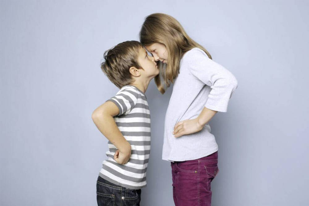 Ревность двух детей