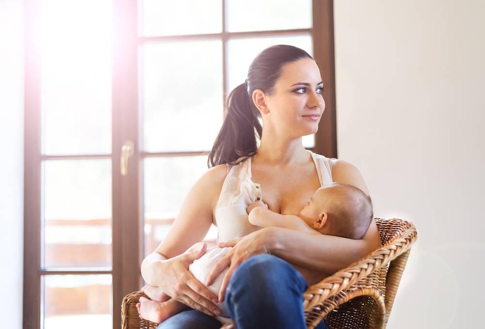 Кормление грудью в 8 лет