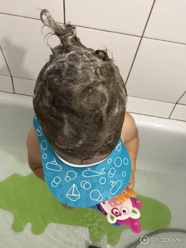 Ребенок боится мыть голову, что делать как заставить ребенка мыть голову
