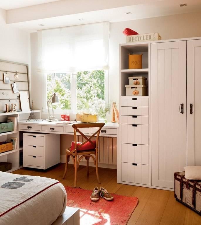 Комната подростка в стиле икеа - красочная, функциональная и яркая