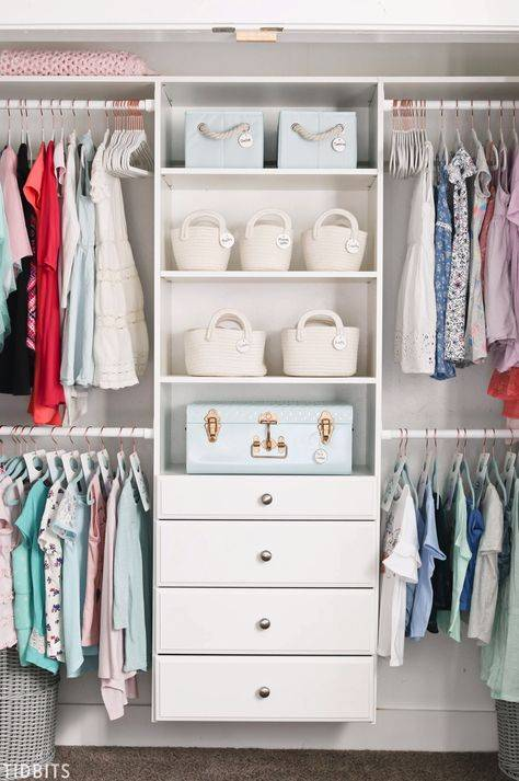 Как навести порядок в шкафу с одеждой и поддерживать его