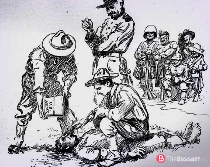 Самые жестокие пытки в истории   mebsuta