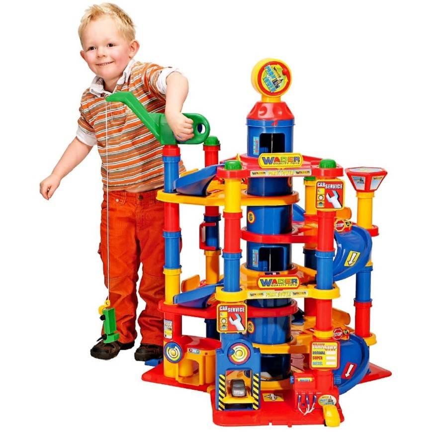 Лучшие игрушки для мальчиков на 2021 год