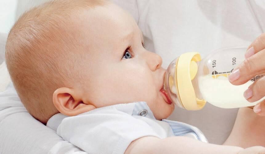 Как при грудном вскармливании докармливать ребенка смесью