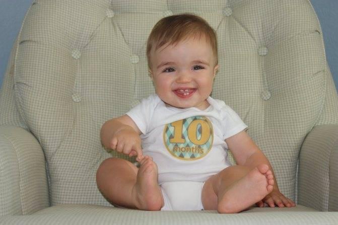 Ребенку 9 месяцев – что должен уметь? развитие, меню ребенка в 9 месяцев