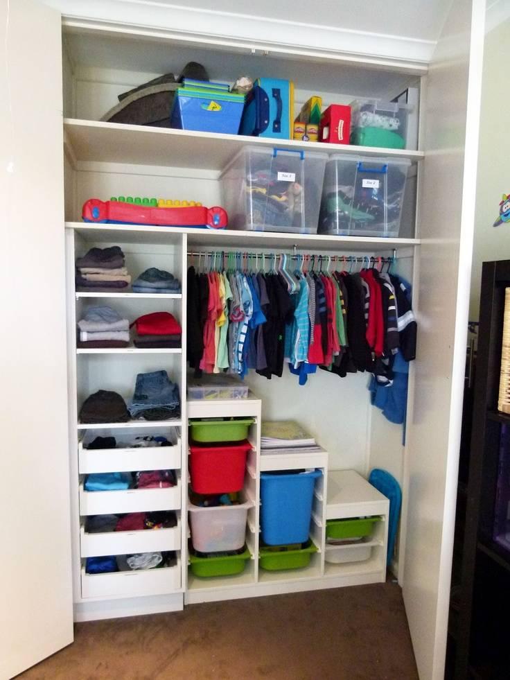 Как складывать вещи в шкафу: 115 фото и виде рекомендации как навести порядок в шкафу