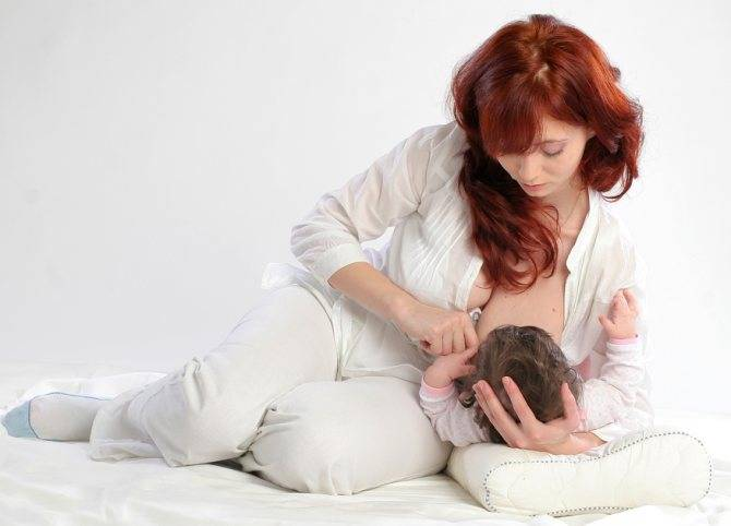 Позы для кормления новорожденных грудным молоком | fok-zdorovie.ru