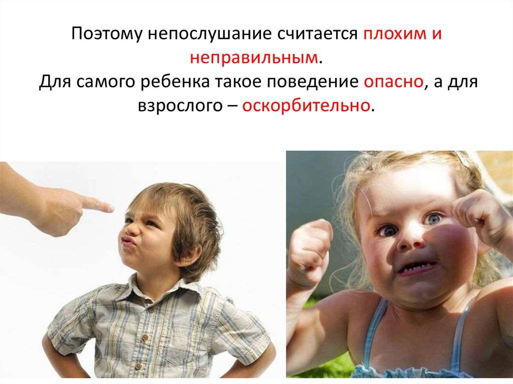 Что делать, если ребенок не слушается в 2, 3, 4, 5, 6, 7, 8 лет: советы психологов