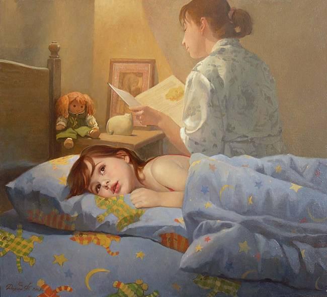 Расслабиться и быстрее уснуть: уютные истории на ночь
