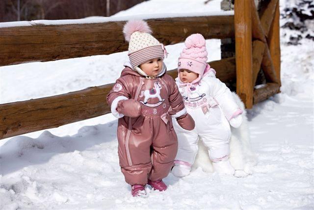Как одевать ребенка зимой: как правильно, быстро и просто подготовить ребенка к прогулке