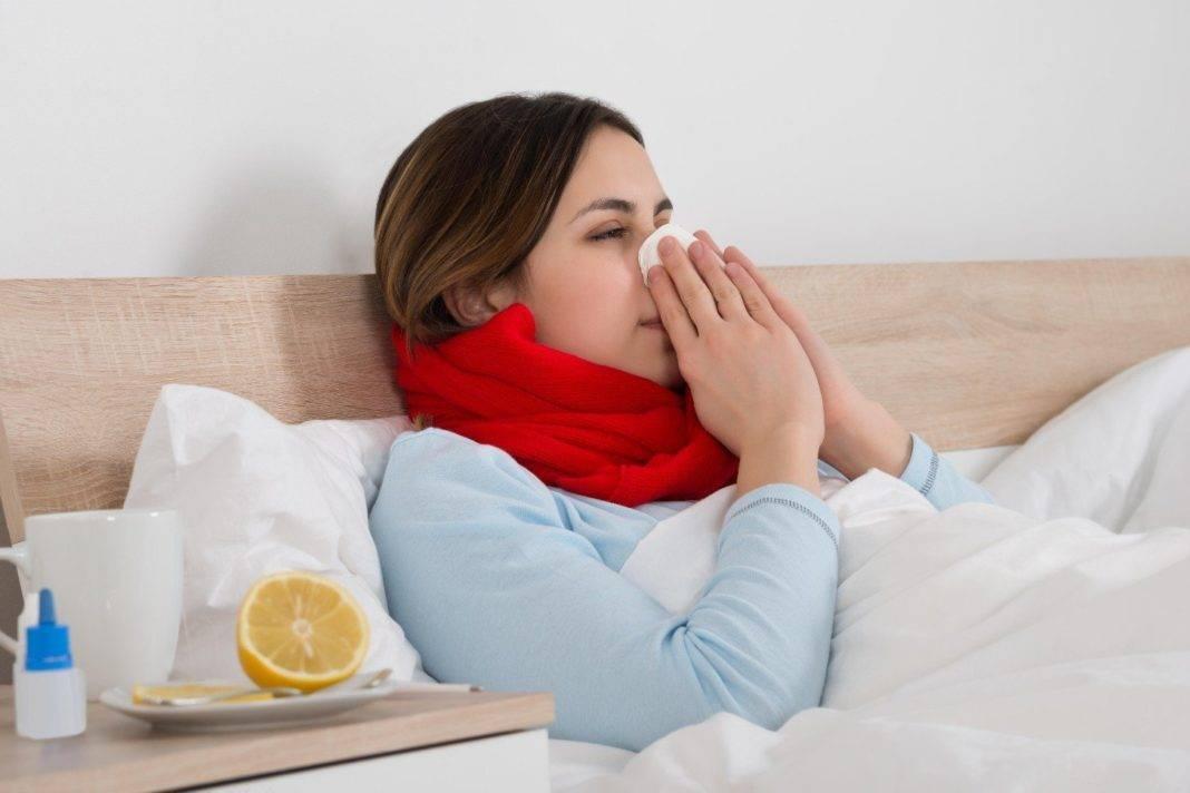 Аллергический ринит и кашель