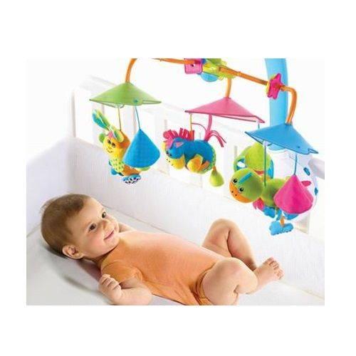 Для чего нужен и как выбрать мобиль на кроватку для новорождённых?