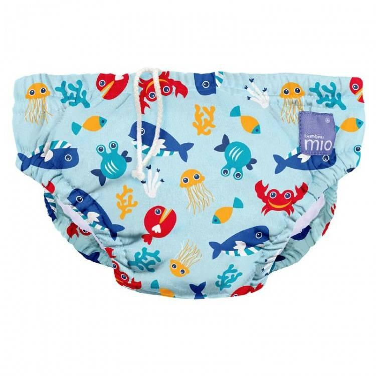 Подгузники для купания в бассейне