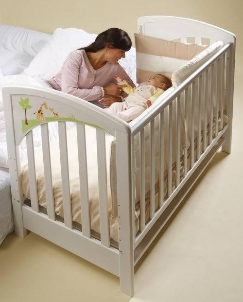 Как выбрать детскую кроватку: какую лучше выбрать кровать для малыша
