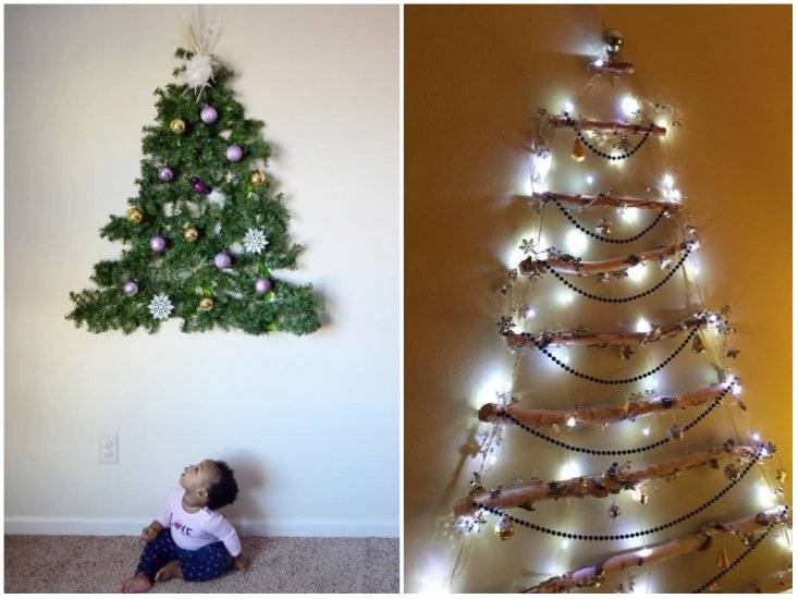 6 способов обезопасить новогоднюю елку от маленьких детей
