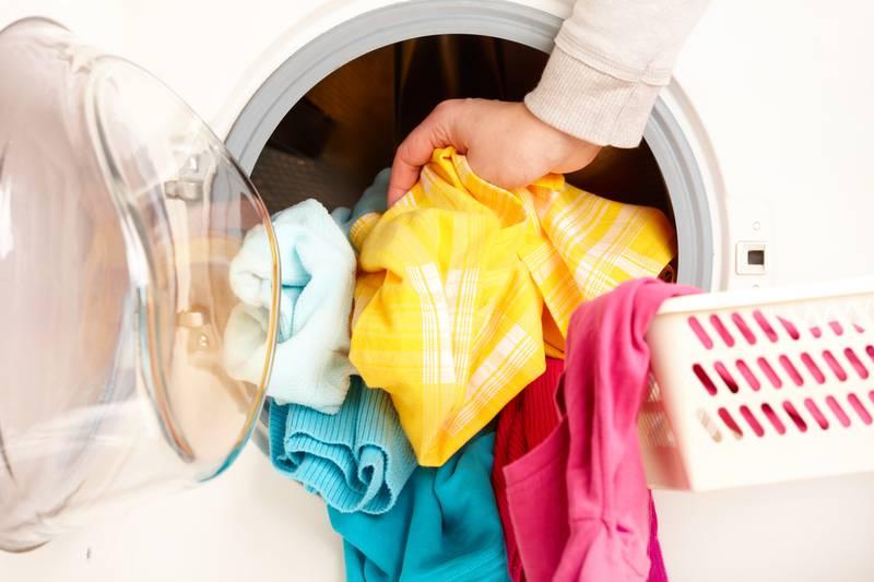Школа мам: учимся стирать одеждуноворожденногомалыша