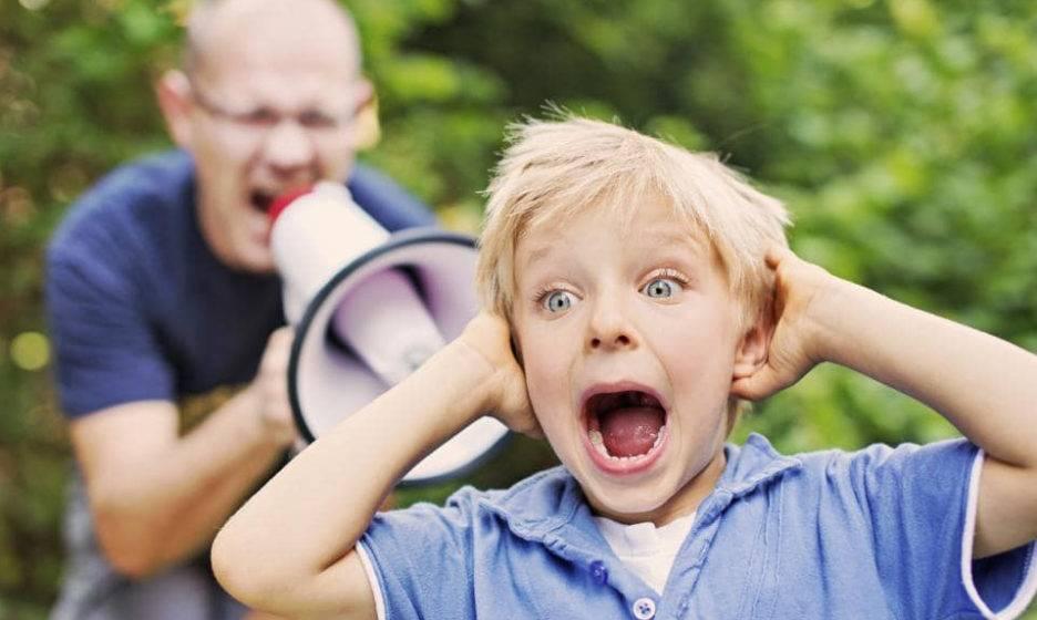 Что нужно делать если ребенок выводит из себя