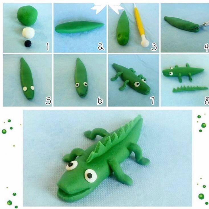 Поделки из пластилина в детском саду для детей 2-3 лет
