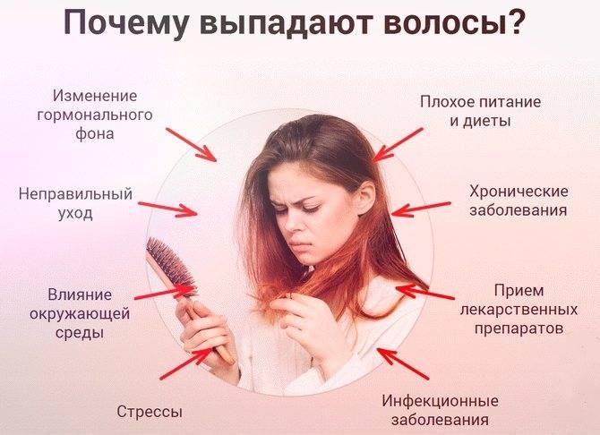 Определение степени потери волос у женщин