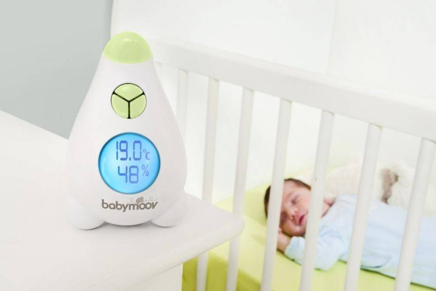 Температура в комнате для новорожденного: какая должна быть