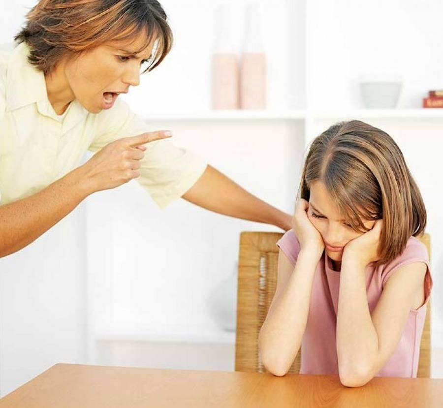10 признаков излишней строгости к своему ребенку