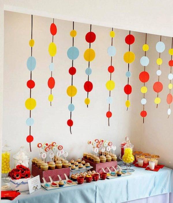 Как украсить комнату на день рождения ребенка: 10 diy идей