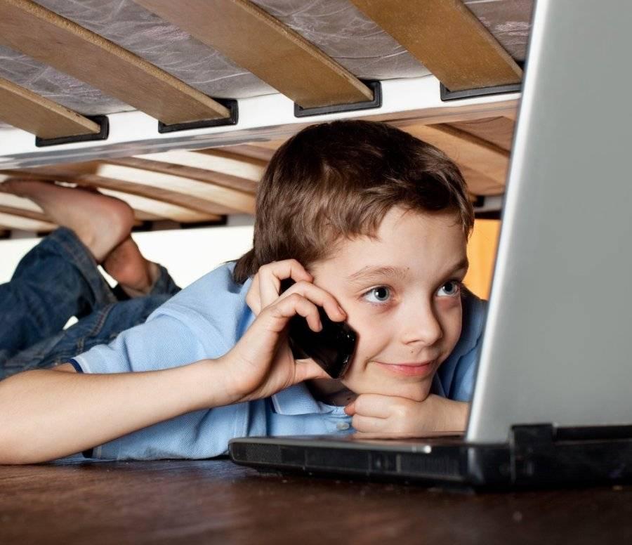 Ребенок сутками сидит в интернете. кто виноват и как это исправить?