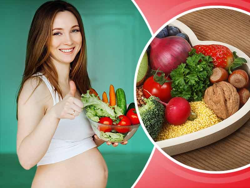 Особенности питания при беременности