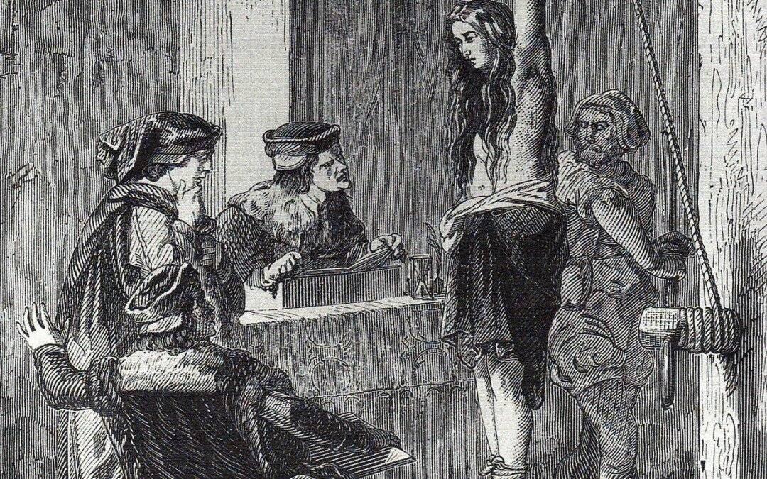 Самые ужасные пытки средневековья
