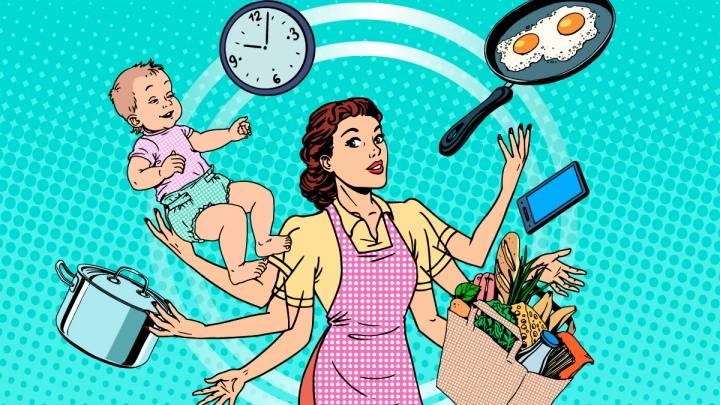 Кого и что привлечь в помощь молодой маме: все возможные варианты – мамульчик